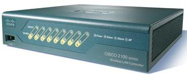 CCNP-SECURITY: Cisco Wireless LAN Controller 2106