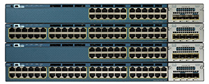 CCNA: Cisco Catalyst Multilayer Switch 3560X Series