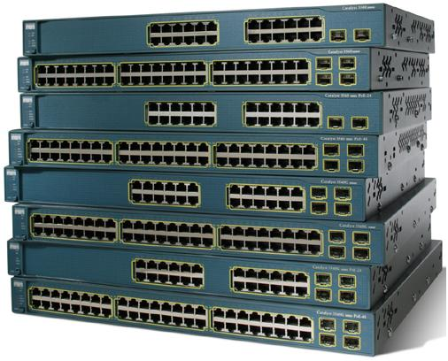 CCNP-SECURITY: Cisco Catalyst Multilayer Switch 3560 Series