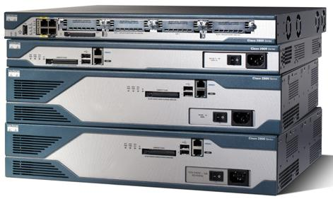 CCNA: Cisco Router 2800 Series (ISR)