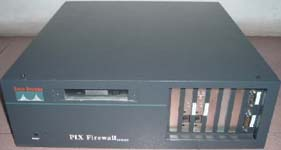 CCNP-SECURITY: Cisco PIX Firewall